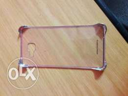 A7 2016 clear original Samsung cover with warranty