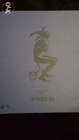 Hot toys dx the joker الجوكر