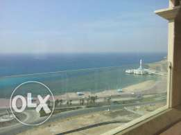 Luxury Living Sea View Fully furnished 3 bdr apt in High rise tower