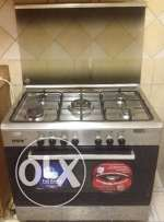 SAR 2500 / Excellent Condition Glemgas Cooker