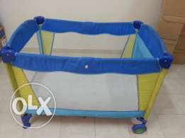 child bed with mattress for sale