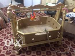 Baby Cradle For Sale (Jhula)