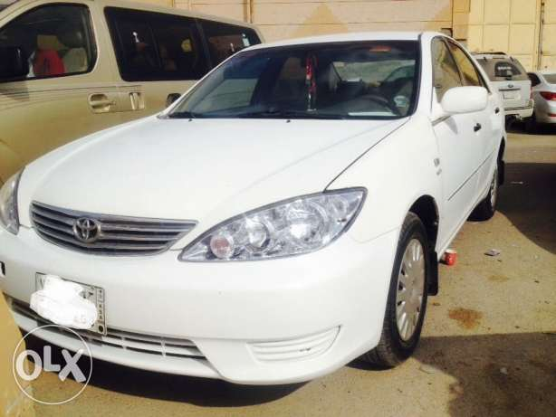Toyota Camry 2006 Good condition Argent sell