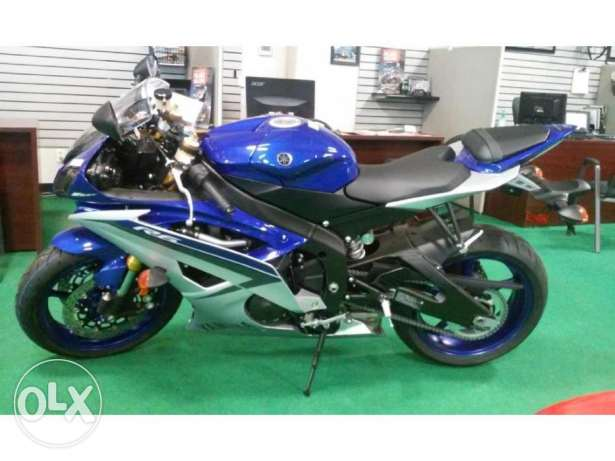 2015 Yamaha YZF R6 for sale