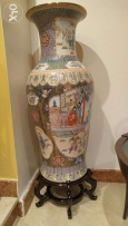 Chinese large floor vase