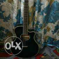 Acoustic guitar yamaha apx500iii with 4 set of dadario strings