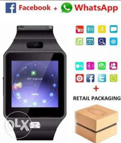 DZ09D smart watch