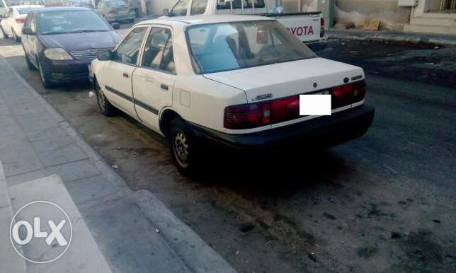 Mazda 323, 1996, looking to sale. Urgent الدمام -  4