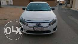 FOR SALE FORD FUSION 2012 Doctor used, automatic, 99000 KM