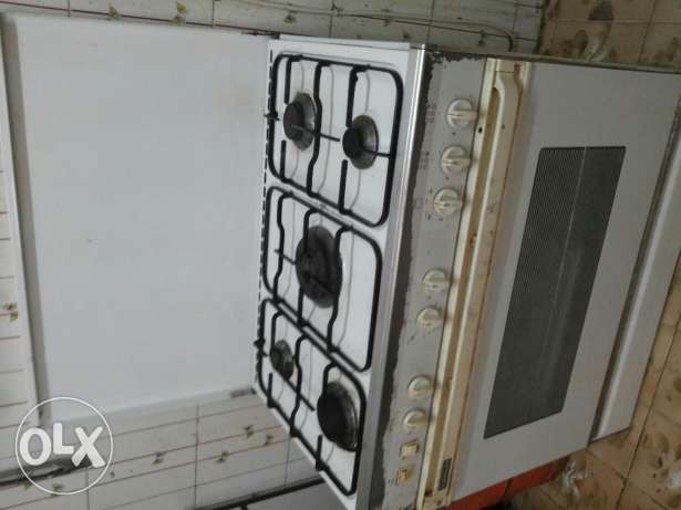 Gas Burner Auto Washing Machine, Deep Freezer