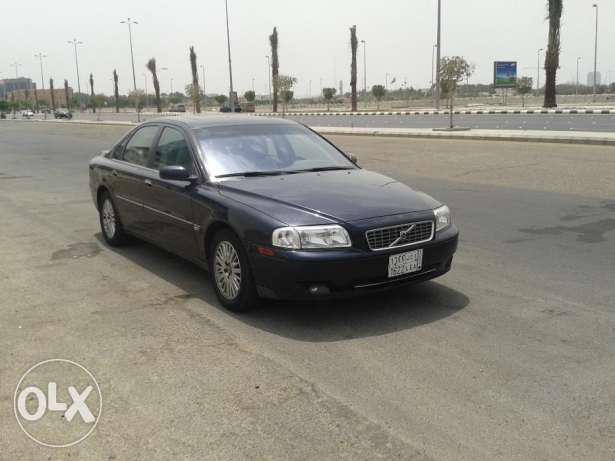 Volvo S80 full option in very good condition