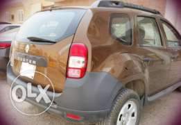 Renault Duster 2015 late Mode