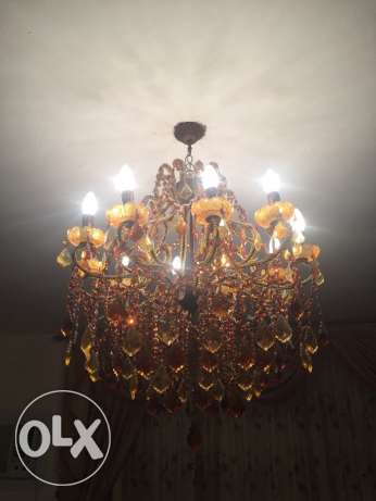 Chandeliers for SALE in working condition
