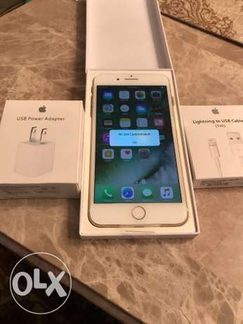 Apple iPhone 7 Plus 32GB (FACTORY UNLOCKED) Gold
