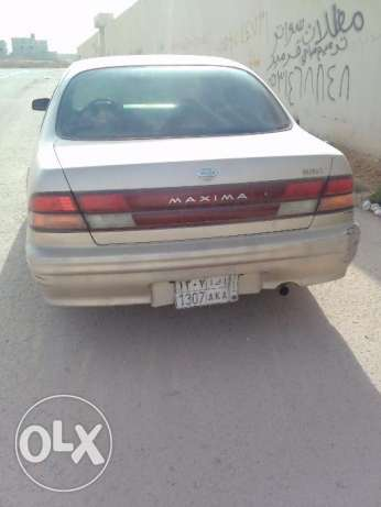 Nissan maxima 97 Automatic for sale