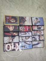 15 Original English Romantic Movie DVDs in Mint Condition for Sale