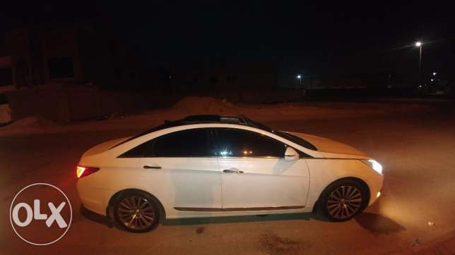 Hyundai Sonata 2014 full options … هيونداى سوناتا 2014 فل كااااامل