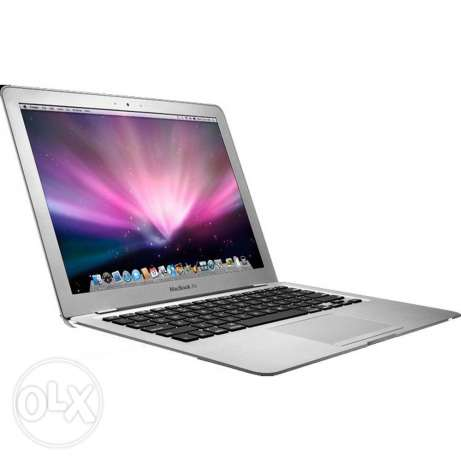 "Mackbook Air 13"" core i7 2.2 GHz, 8 GB Ram, 256 GB HDD - New"