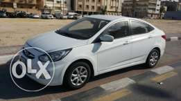 Hyundai Accent 2015 only 73000km