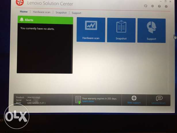 Lenovo X1 Carbon 2nd gen (2014) - under warranty ! جدة -  4