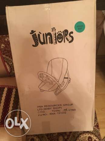 Juniors baby bouncers ALL NEW