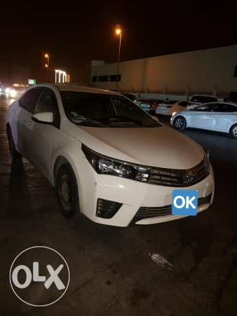 Toyota Corolla 2015 1.6 xli for sale URGENT AND CHEAP.