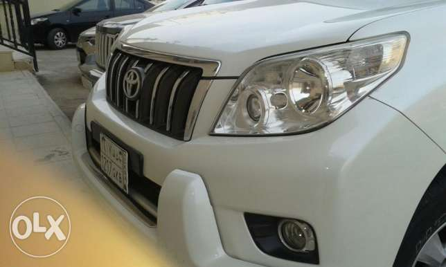 I would like to sell my Toyota land cruiser prado car الرياض -  3