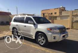 Toyota Land Cruiser 2015 V8 GXR