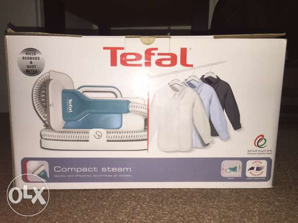 Tefal Compact Steam