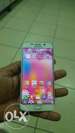 Samsung Galaxy s6 edge الرياض -  1