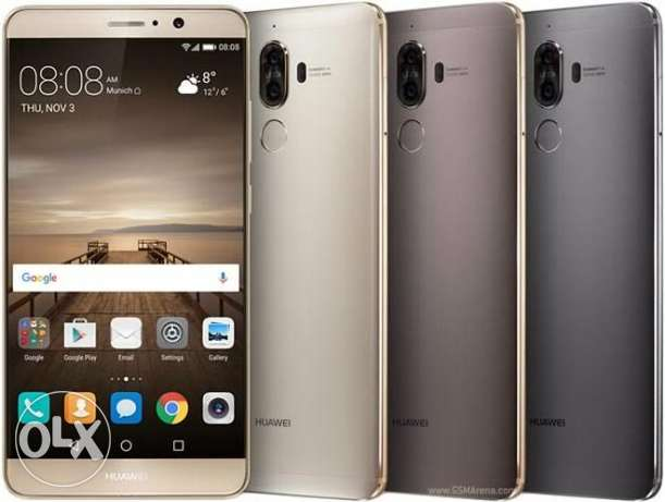 sale and exchange huawei mate9