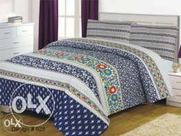 Best quality king size pakistanu double bed sheets,free delivery in je