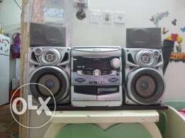 I saling My CD Plyer 3 cd room and 2 cassete recorder 4 speeker