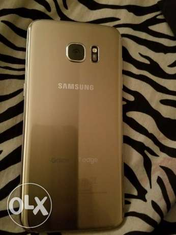 New Samsung Galaxy S7 edge SM-G935 - 32GB - Gold Ramadan Offer