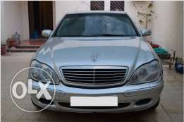 Mercedes Benz - S-Class 2000 For sale. Good condition!