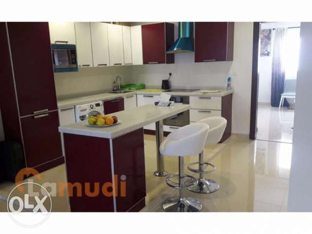 Fully furnished apartment in new complex at El-Maseif district الرياض -  3