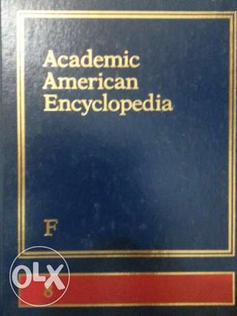 Academic American Encyclopedia جدة -  1