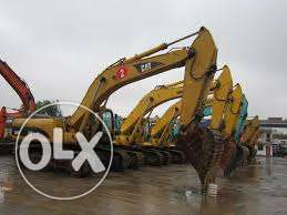 Heavy Equipment's for Excavation Earth Removal purpose available on da
