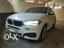 Bmw x6 2015 full options