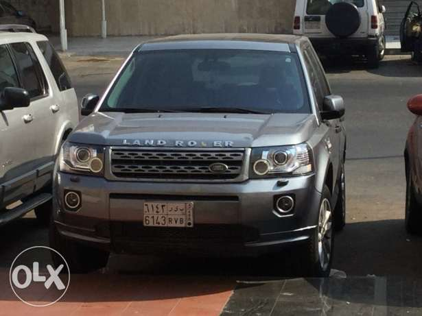 land rover lr2 2013 model for sale جدة -  2