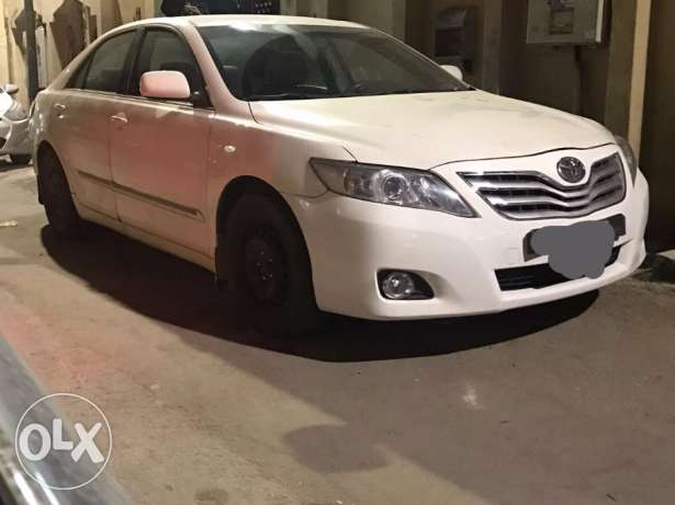 Camry 2011, White, GL, Automatic