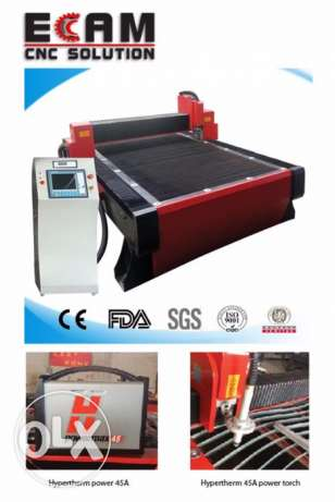 ً CNC Router & Plasma operation & repair
