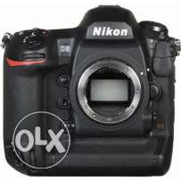 Nikon D5 Full Frame FX Format Professional DSLR Digital Camera