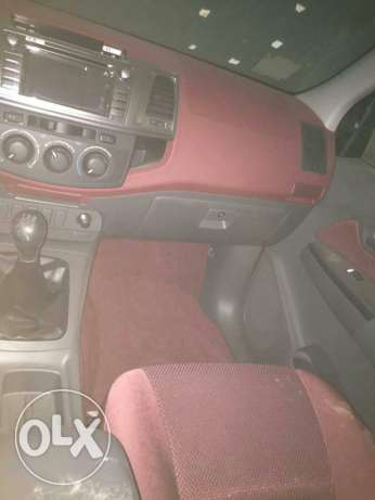 Toyota Hilux 2014 for sale zero جدة -  1