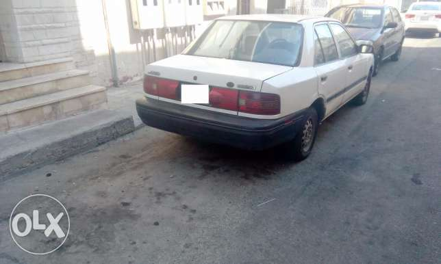 Mazda 323, 1996, looking to sale. Urgent الدمام -  3