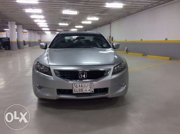 Honda Accord Coupe 2008, very clean and well maintained