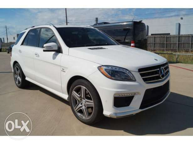 2015 Mercedes-Benz ML63 AMG 4MATIC