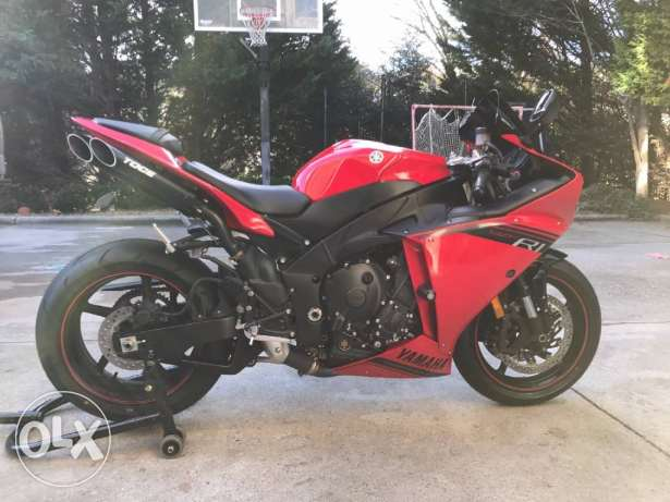2014 Yamaha yzf r1 for sell
