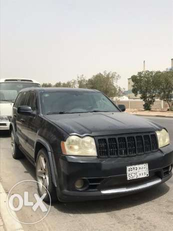 AR 27000 / JEEP SRT, 2007, automatic, 254000 KM