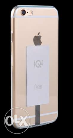 iQi Wireless Charging for iPhone/ Samsung. 100/SAR only